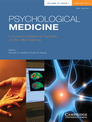 Journal of Psychological Medicine