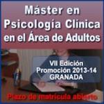 Master en psicología clínica en Granada