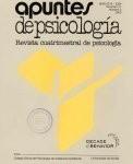 Revista Apuntes de psicología
