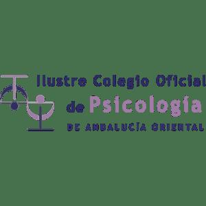 Logotipo del Ilustre Colegio Oficial de Psicología de Andalucía Oriental